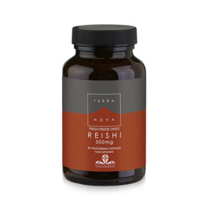 terra-nova-fresh-freeze-dried-reishi-500mg-50-veg-caps