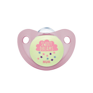 nuk-day-night-soother-silicone-sweet-dreams-rose