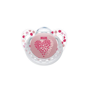 nuk-trendline-soother-ring-silicone-heart-pink